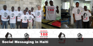 haiti messaging