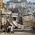 Haiti post-earthquake
